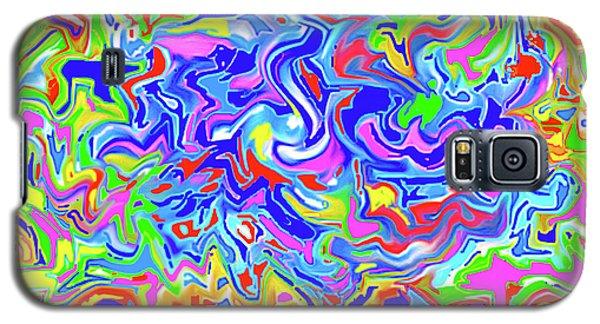 Boundless Galaxy S5 Case by Yvonne Blasy