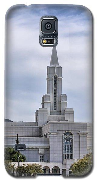 Bountiful Temple In Summer Galaxy S5 Case
