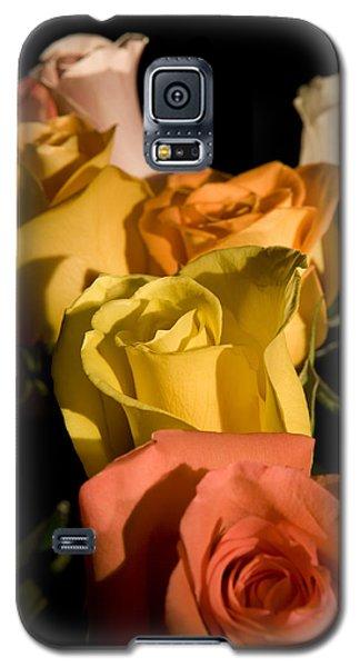 Bouquet In Line Galaxy S5 Case