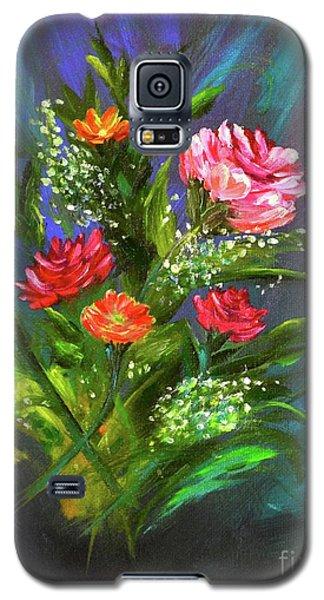 Bouquet Galaxy S5 Case