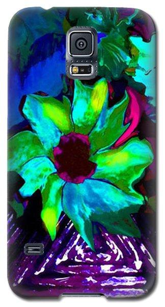 Bouquet In Fauve Galaxy S5 Case