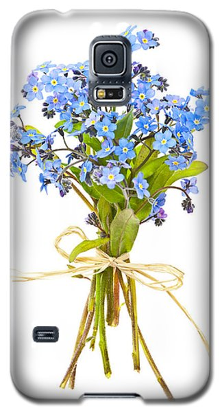 Bouquet Of Forget-me-nots Galaxy S5 Case
