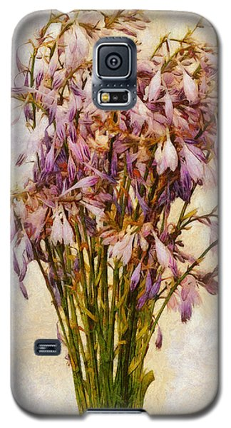 Bouquet Of Hostas Galaxy S5 Case