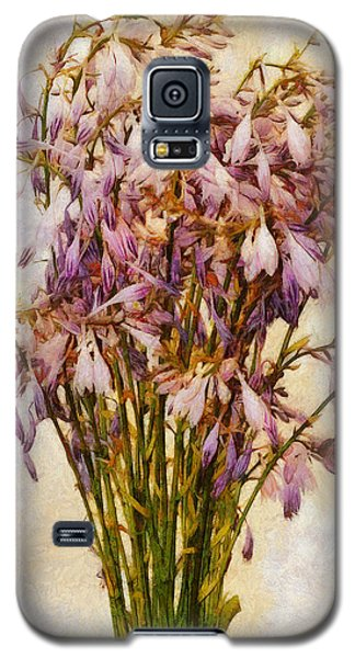 Bouquet Of Hostas Galaxy S5 Case