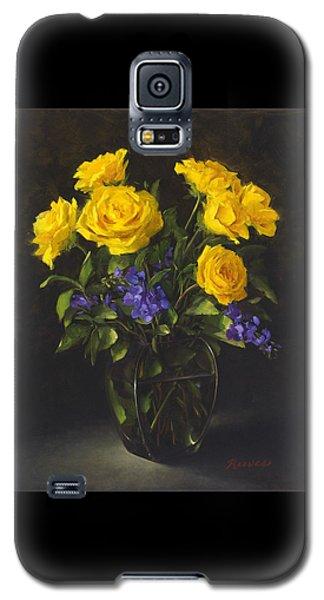 Bouquet Of Sunshine Galaxy S5 Case
