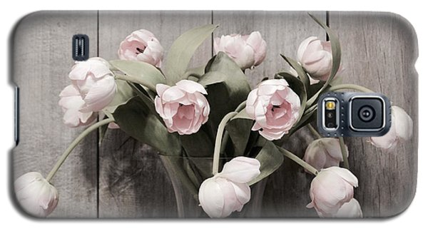 Bouquet Of Tulips Galaxy S5 Case