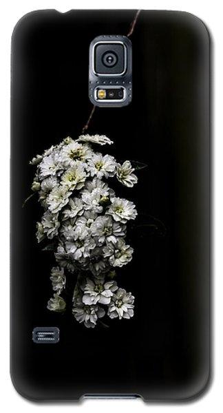 Bouquet Of White Galaxy S5 Case