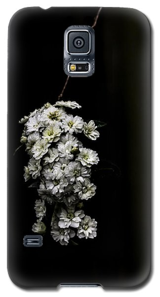 Bouquet Of White Galaxy S5 Case