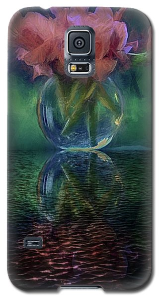 Bouquet Reflected Galaxy S5 Case