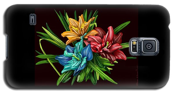 Bouquet#1 Galaxy S5 Case