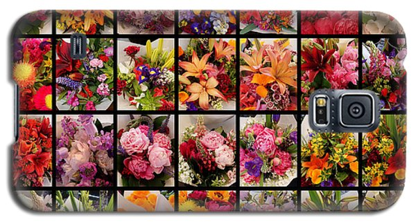 Bouquets Galaxy S5 Case