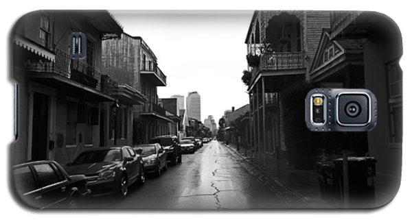 Bourbon Street In The Rain Galaxy S5 Case