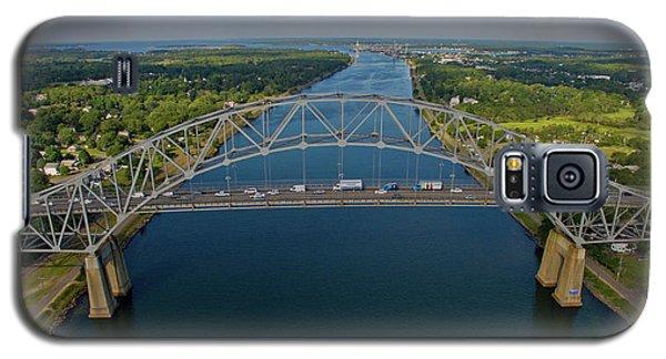 Bourne Bridge, Ma Galaxy S5 Case