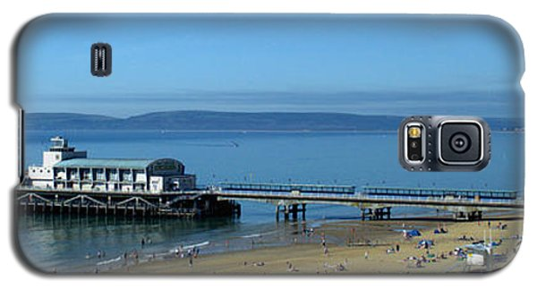 Bournemouth Pier Dorset - May 2010 Galaxy S5 Case