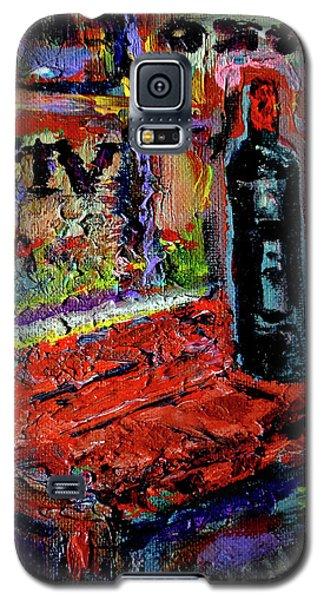 Boutique De Vins Francais 1 Galaxy S5 Case