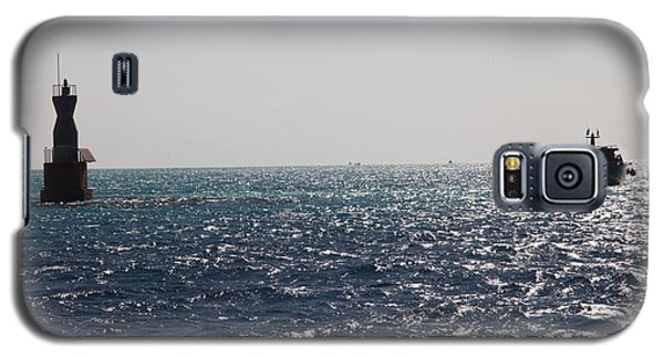Galaxy S5 Case featuring the photograph Bouy Oh Bouy by Jez C Self