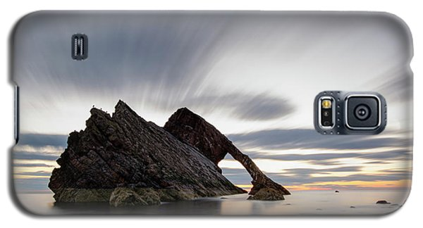 Bow Fiddle Rock At Sunrise Galaxy S5 Case