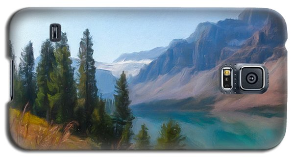 Bow Lake Galaxy S5 Case