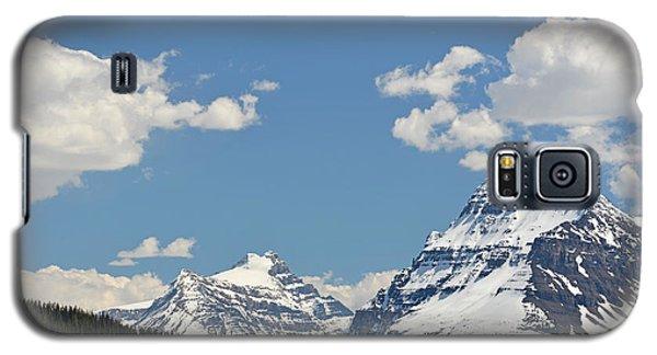 Bow Lake Mountains Galaxy S5 Case