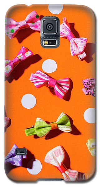 Galaxy S5 Case featuring the photograph Bow Tie Party by Jorgo Photography - Wall Art Gallery