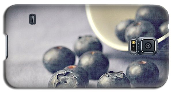 Bowl Of Blueberries Galaxy S5 Case