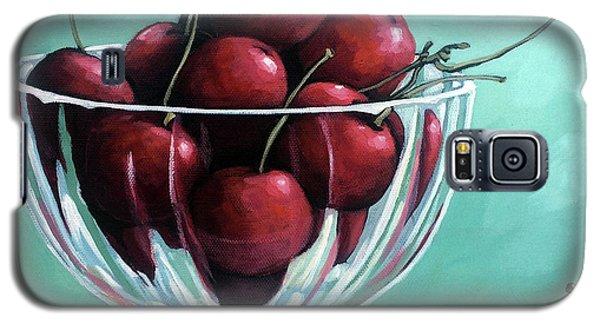 Bowl Of Cherries Galaxy S5 Case