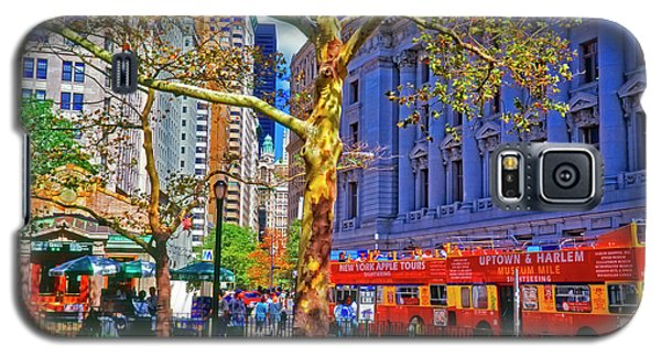 Bowling Green Station Nyc Galaxy S5 Case