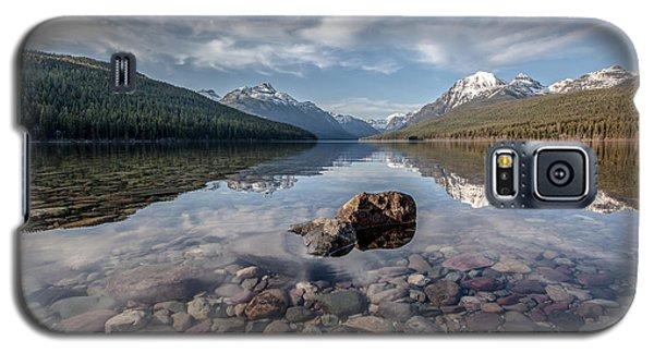 Bowman Lake Rocks Galaxy S5 Case