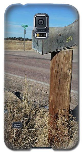 Box 391 Galaxy S5 Case