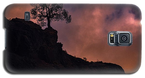 Box Canyon Sunset Galaxy S5 Case