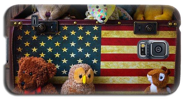 Box Full Of Bears Galaxy S5 Case