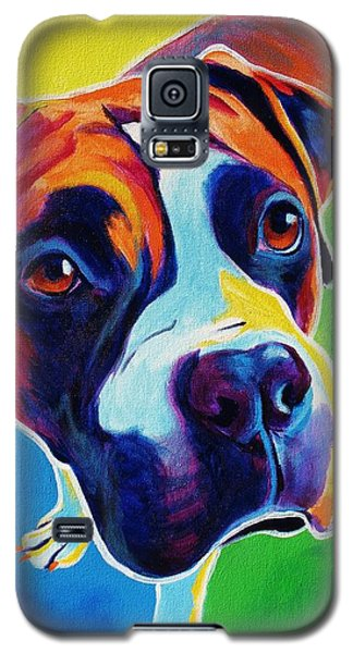 Boxer - Leo Galaxy S5 Case