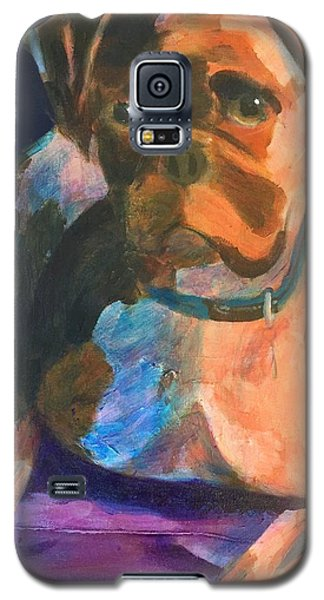 Boxer Galaxy S5 Case