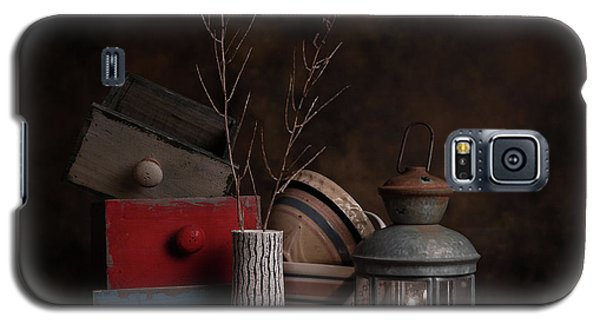 Galaxy S5 Case featuring the photograph Boxes And Bowls by Tom Mc Nemar