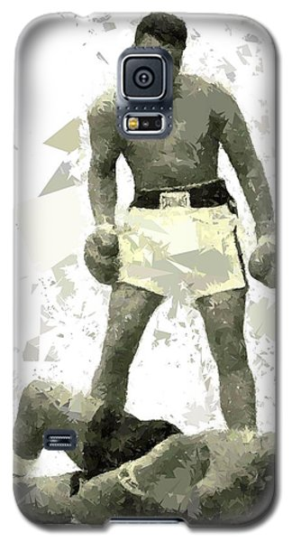 Galaxy S5 Case featuring the painting Boxing 115 by Movie Poster Prints