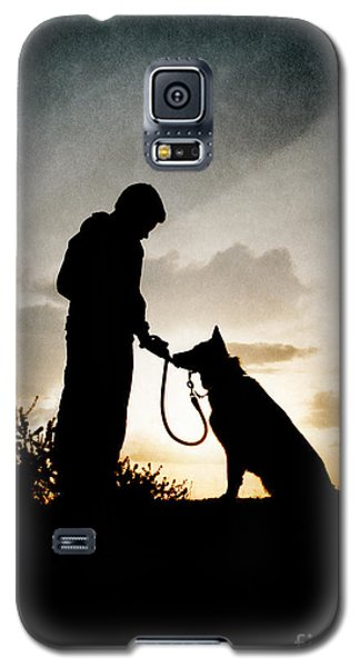 Boy And His Dog Galaxy S5 Case