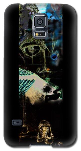 boy Galaxy S5 Case