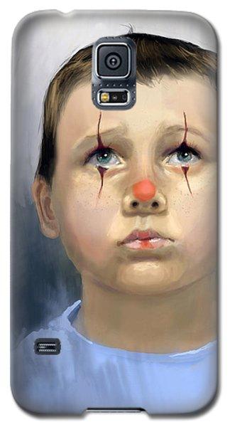 Boy Clown Galaxy S5 Case