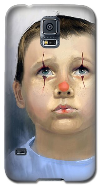 Boy Clown Galaxy S5 Case