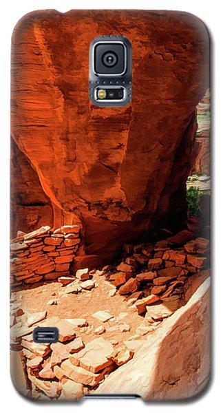 Boynton Canyon 04-647 Galaxy S5 Case by Scott McAllister