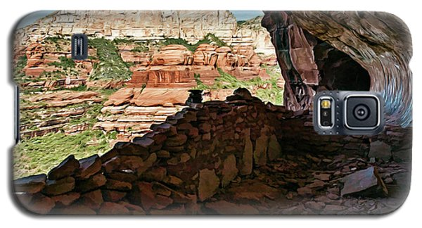Boynton Canyon 05-1019 Galaxy S5 Case by Scott McAllister