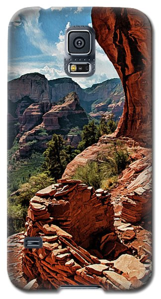 Boynton Canyon 08-160 Galaxy S5 Case