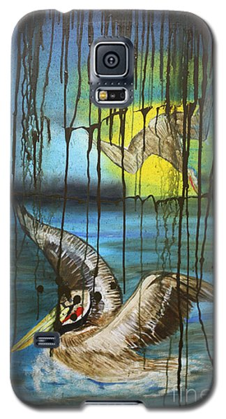 Bp Or You Galaxy S5 Case by Tbone Oliver