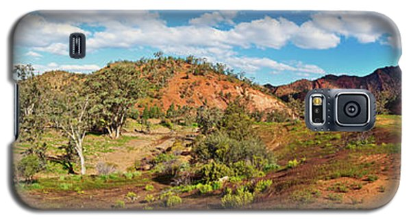 Galaxy S5 Case featuring the photograph Bracchina Gorge Flinders Ranges South Australia by Bill Robinson