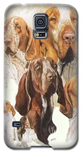 Bracco Italiano Medley Galaxy S5 Case
