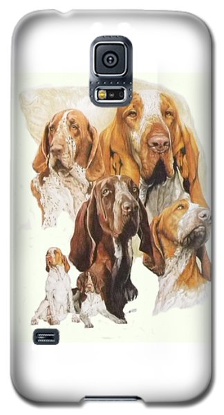 Bracco Italiano W/ghost Galaxy S5 Case