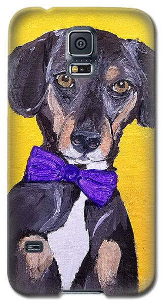 Brady Date With Paint Nov 20th Galaxy S5 Case