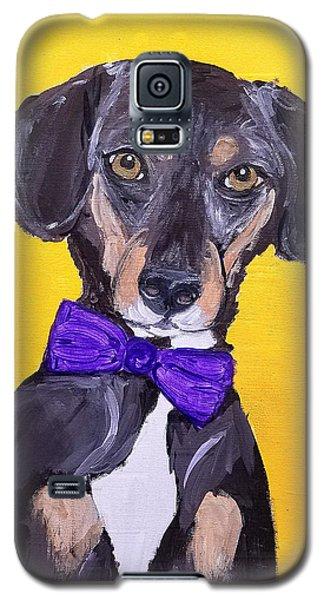 Brady Date With Paint Nov 20th Galaxy S5 Case