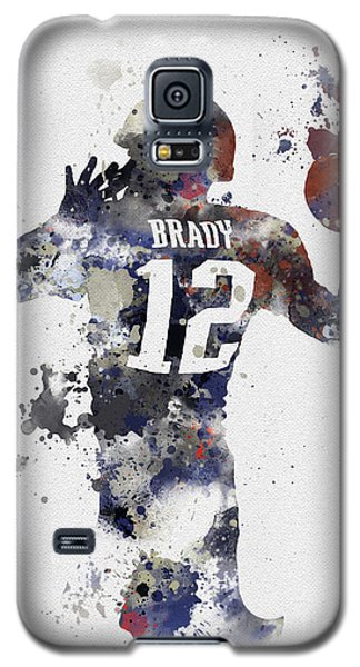 Brady Galaxy S5 Case by Rebecca Jenkins