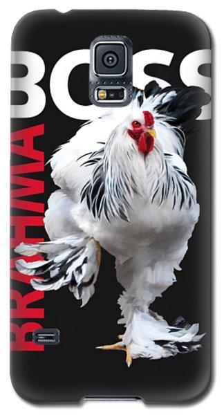 Brahma Boss II T-shirt Print Galaxy S5 Case